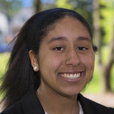 Kristen Gardner, UNC '19