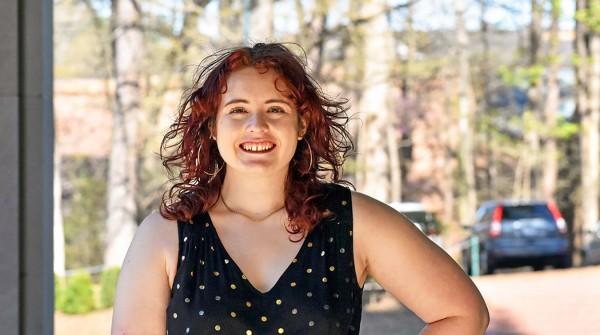 Alexis Glaudin, UNC '21, CSS 5