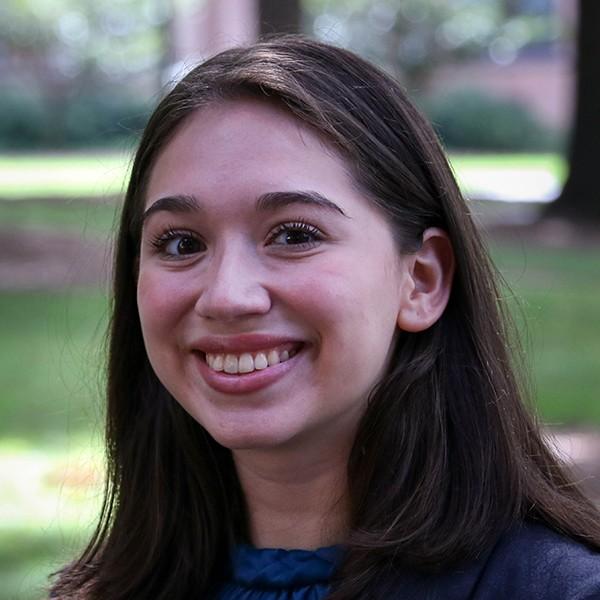 Ashley Aragon, UNC '24